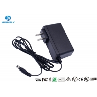China 9v/12v/24v 1A 2A 3A AC/DC power adapter 36w 12v power supply with CE FCC UL wholesale