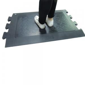 China 900*600mm T Tooth Interlocking 20mm ESD Floor Mat wholesale