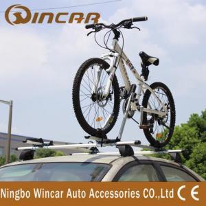 China Anti - Theft Aluminum Car Roof Bike Carrier Bike Racks Aluminum wholesale