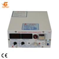 China Plating Rectifier High Frequency Switching Power Supply 15V 50A Small Size wholesale
