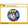 Customizable Poker King Ceramic Poker Chips On Surface Gambling Chips for sale