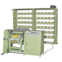 China 84 cones positions automatic LaTex thread warping machine on sale