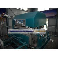 China Green Orange Color Paper Pulp Making Machine Durable With CE / ISO9001 wholesale
