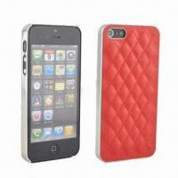China Cover for iPhone 5/New iPhone, Keep in Stock, 100pcs MOQ wholesale
