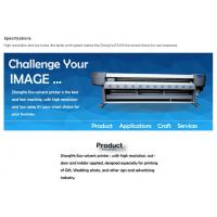 Quality eco solvent printer better than infinity for sale