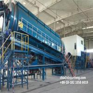 China High Efficiency Garbage Sorting Machine wholesale