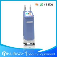 China 300000 shots warranty E-light ipl opt shr ipl hair removal machine pain free wholesale