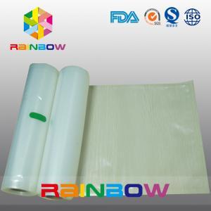 China Vacuum Food Packaging Films in Roll / LDPE Texture Sterile Packaging Flims wholesale