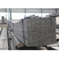 China Construction Mild Steel Flat Bars Steel Square Bar High Dimensional Accuracy on sale