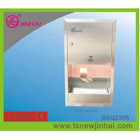 China Wall Mounted Stainless Steel Automatic Hand Dryer on sale