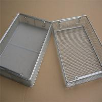 China Hot sale Factory Price 304 stainless steel wire mesh basket good quality wholesale