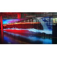 China p10.42 indoor full color led display video panel screen/light panel led/Transparent mesh led display wholesale