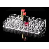 China Semi Permanent Makeup Acrylic Holder 36 24mm Tattoo Inks Display Shelf wholesale