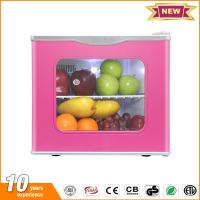 Quality 20L hotel mini fridge glass door thermoelectric small refrigerator price with for sale
