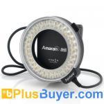 China Apurture Amaran AHL-C60 - Macro LED Ring Light For Canon (60 LEDs, 6W, 8 Mounts) wholesale
