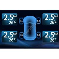 Car DVD GPS TPMS Valve Tire Pressure Monitoring System with 4 Tire Sensor