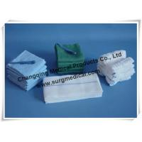 Hospital Surgical Gauze Lap Sponges Help Distribute the Pressure and Stop