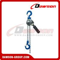 China DAWSON DSLH-E Mini Lever Hoist with lower hooks with CE certifications wholesale