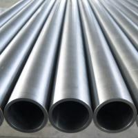 China Aircraft And Engine Hydraulic Seamless Titanium Tube , High Strength on sale