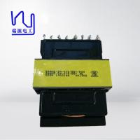 China 10KV EE49 Type Electric Power Ferrite Core Transformer High Frequency on sale