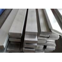 China Decorative Effect Flat Bar Stainless Steel , Wear Resistant Stainless Steel Bar 310S / 309 / 201 / 202 wholesale