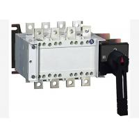 Buy cheap 500V Manual Transfer Switch, Double Throw Manual Power Transfer Switch from wholesalers