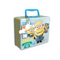 China Despicable Me Minions Tin Puzzle Box for Sale wholesale