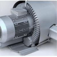 China 7.5kw Aluminum Industrial Air Ring Blower With Air Suction Vacuum Pump wholesale
