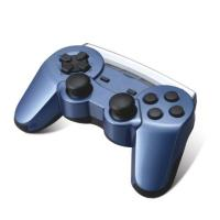 Pc Gaming Wireless Playstation Controller For Multi Platform , PC / PS2 / PS3 Dual Shock Gamepad