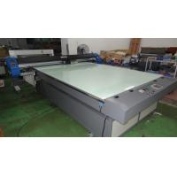Quality 1.8M UV Flatbed Printer in Glass Surface to Print Plate Materials in A0 A1 A2 A3 for sale