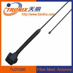 China 1 section fiber mast car antenna/ fiberglass mast car antenna/ active radio antenna TLD1290 wholesale
