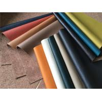 China Automotive composition leather fabric with 25 meters length 1.37 meters width each roll wholesale
