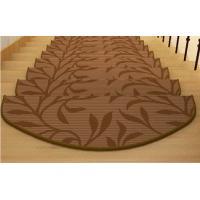 China Non-slip nylon printed stair treads mat(Made in China), good quality,competitive price wholesale