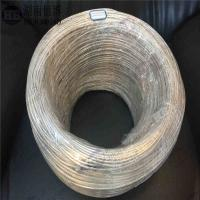China AZ92A Magnesium Welding Rod Packed In Wood Case , Straight Bar Magnesium Alloy Wires on sale