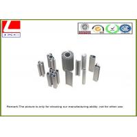 Quality Machined Aluminum Parts Finish Shiny / CNC Auto Spares Parts With Rapid Prototype Service for sale