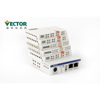 China Vector Ethercat Bus PLC Programmable Logic Controller For Cutting Machine wholesale