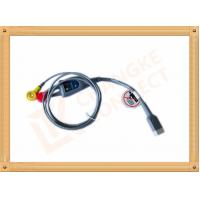 China 2 Lead Ecg Lead Cable FTC-3 DB9 Pin With Accurate Measurement , Non - Toxic wholesale