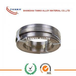 Quality ni60cr15 / ni35cr20 / ni20cr25 / ni30cr20 Nickel Chrome Resistance Heating Strip for sale