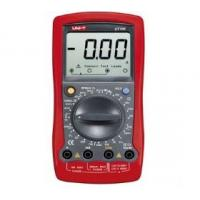 Buy cheap Uni-T Ut105 Automotive Digital Multimeter With 4 / 6 / 8 Cyl Dwell Angle from wholesalers