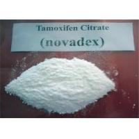 China Tamoxifen Citrate Nolvadex Anti Estrogen Steroids Mass Building Supplements on sale