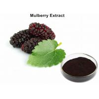 China Mulberry Fruit Extract Anthocyanin Extract Powder Improving Reproductive Health wholesale