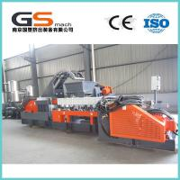 China Delta Inverter Two Stage Extruder Plastic Pelletizing Line With 500-1000kg/H Capacity wholesale