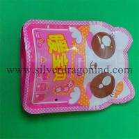 China Stand up Laminated pouch with zipper for industry packing wholesale
