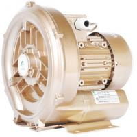 China 0.7 KW Ring Goorui Side Channel Blower For Textile Fiber Collection , Energy Saving wholesale