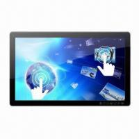 Buy cheap 65-inch interactive LCD monitor, full color wall-mounted touchscreen advertising from wholesalers