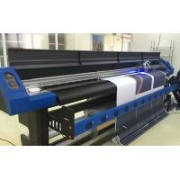 China UV Large format printer of A-Starjet 7703L UV with 3.2M Width and three Epson Dx7 Print Heads wholesale