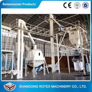 China 4m³ Cooling Volume Animal pellet Cooler Counter Flow Cooler Feed Cooler wholesale