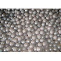 China Grade GCr15 Forged Steel Ball 16mm Forged Grinding Balls For Mining / Cement wholesale