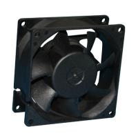 China 12.60 Watt Computer Case Cooling Fans 12V DC Axial High Speed Various Size wholesale