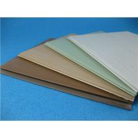 China Vinyl / Plastic Ceiling Panels Laminating PVC Ceiling Systems For Decorative wholesale